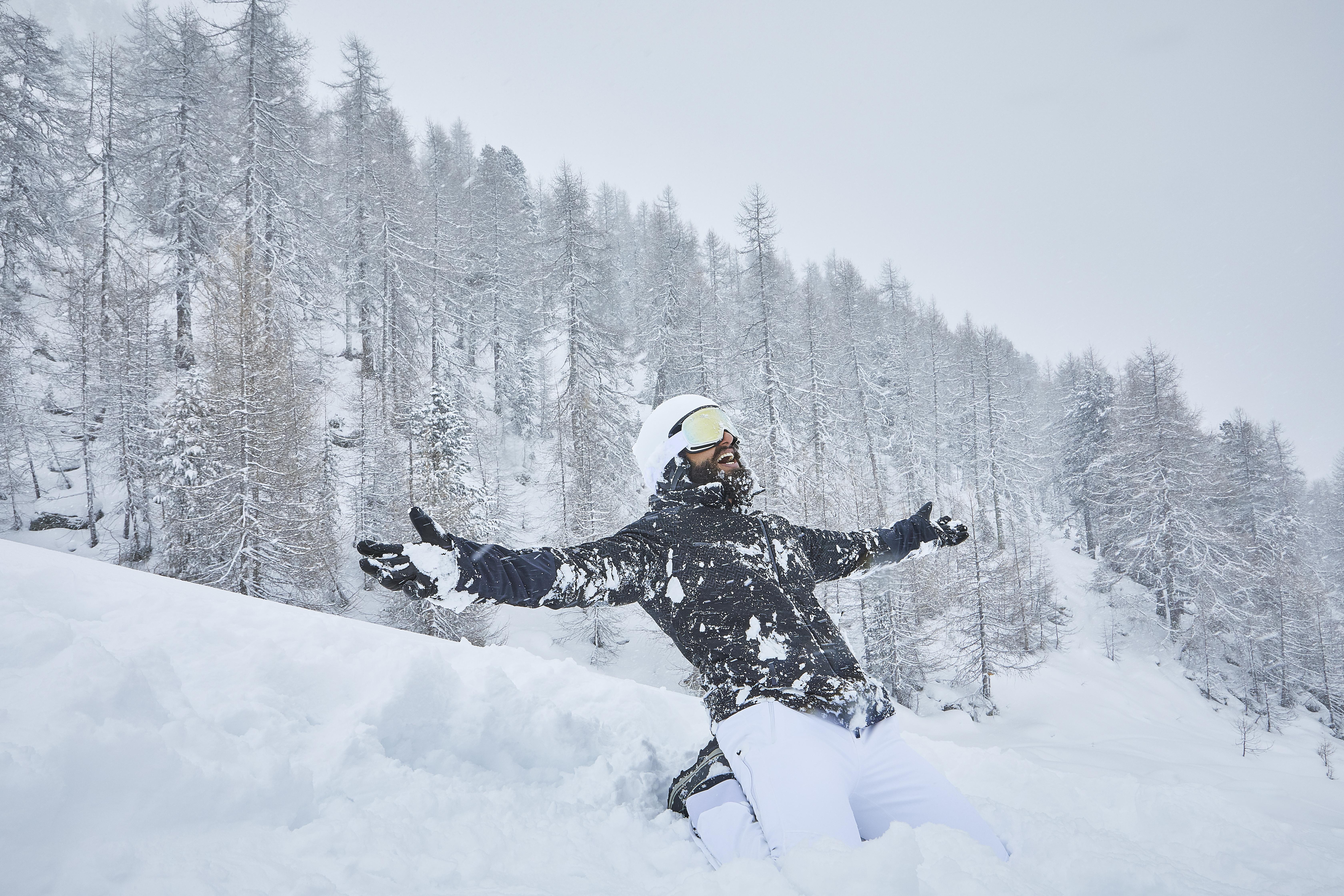 Bollywood Star zu Gast in St. Moritz Slide 1