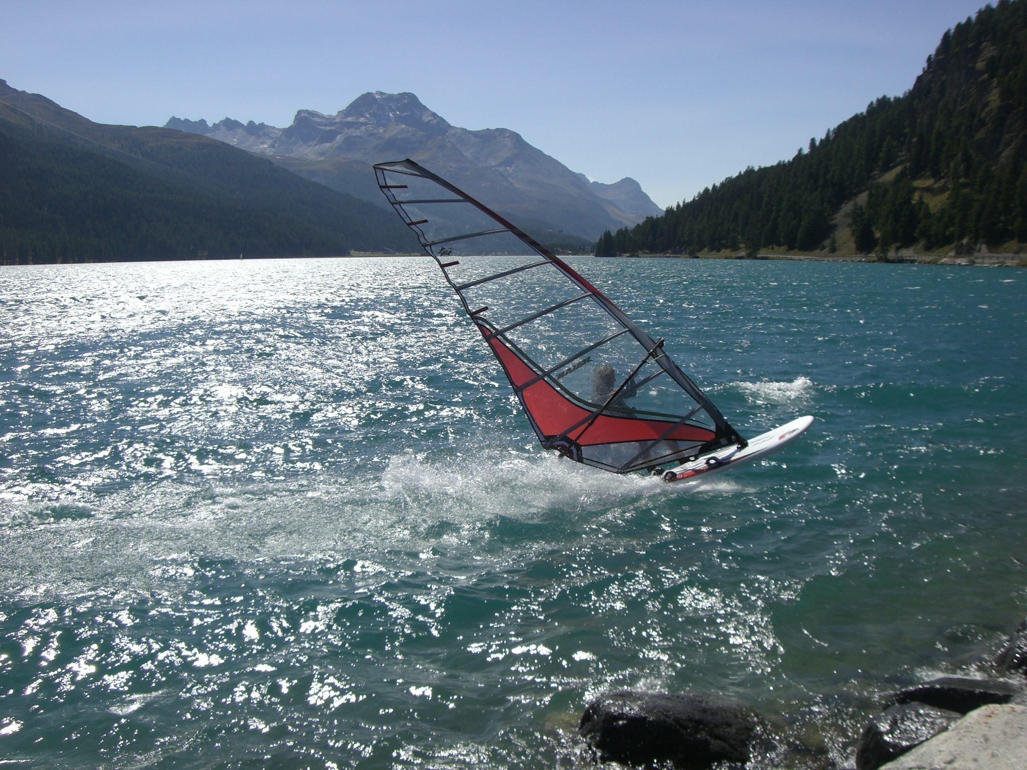 Windsurfen Slide 5