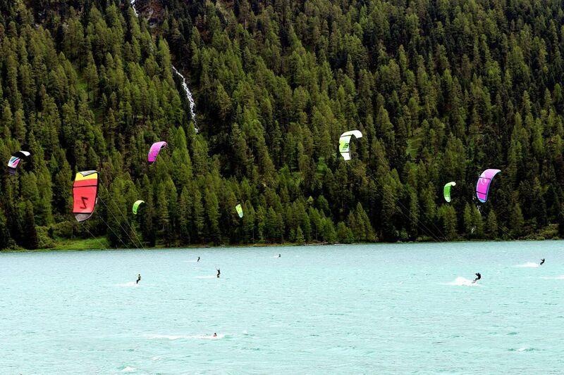 Swiss Kite Surf GmbH Slide 1