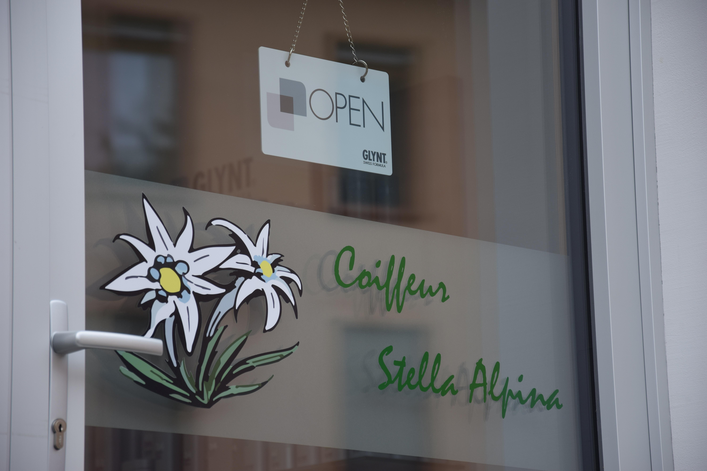 Coiffeur Stella Alpina Slide 1
