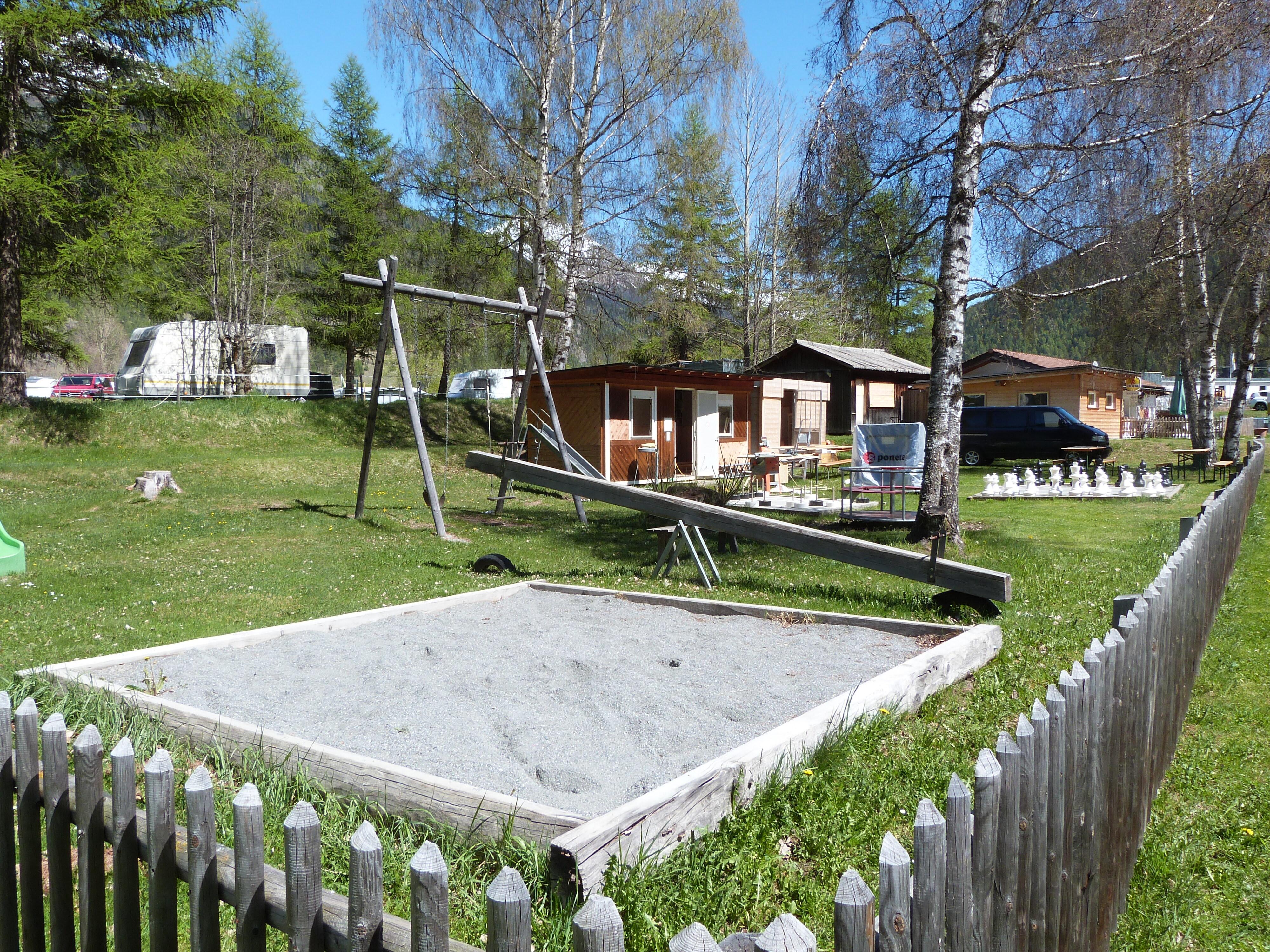 Camping Cul Slide 2