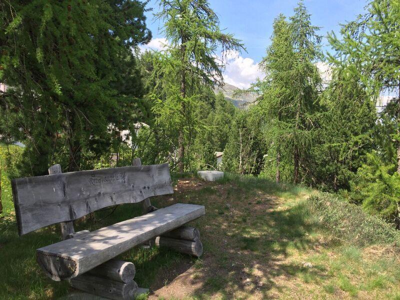 Sitzbank Pignia Slide 2