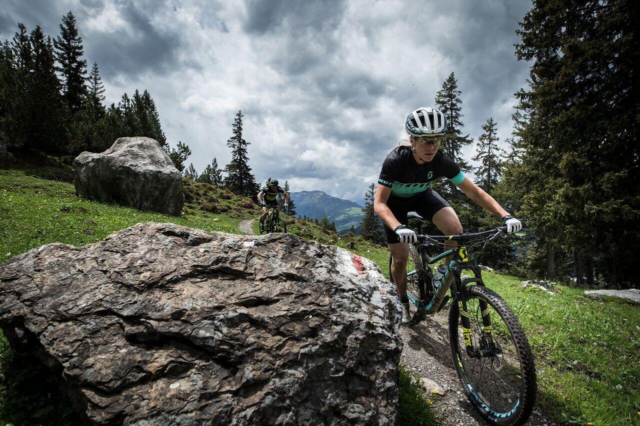 St. Moritz Bikeschule – Suvretta Sports Slide 2
