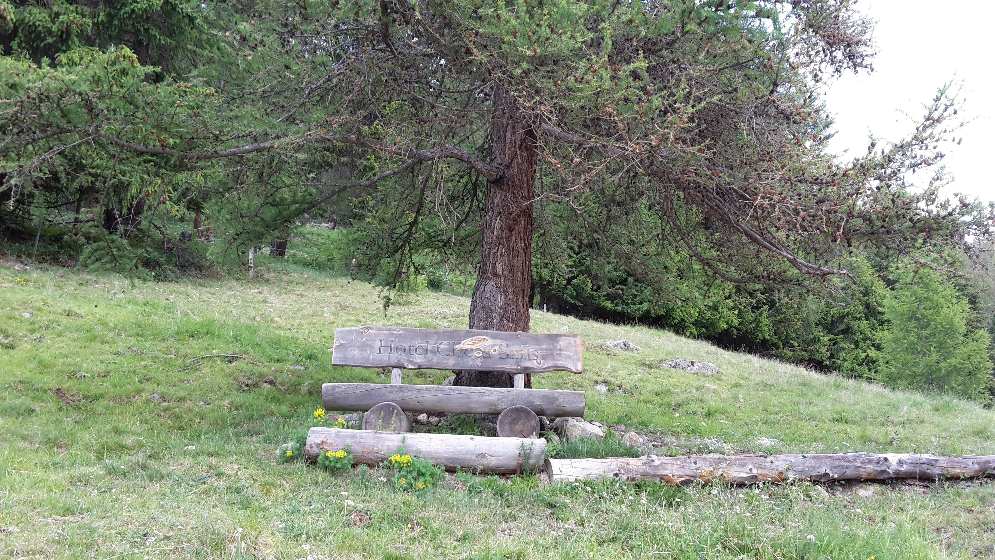 Sitzbänke Bever Slide 2