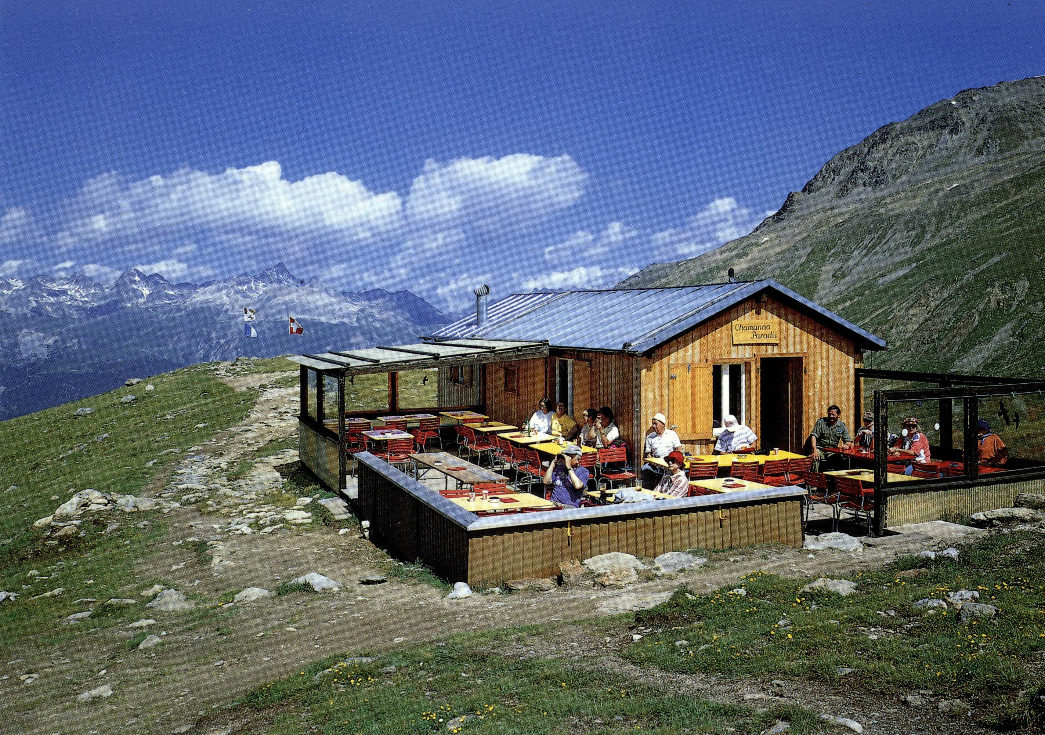 Paradis Hütte