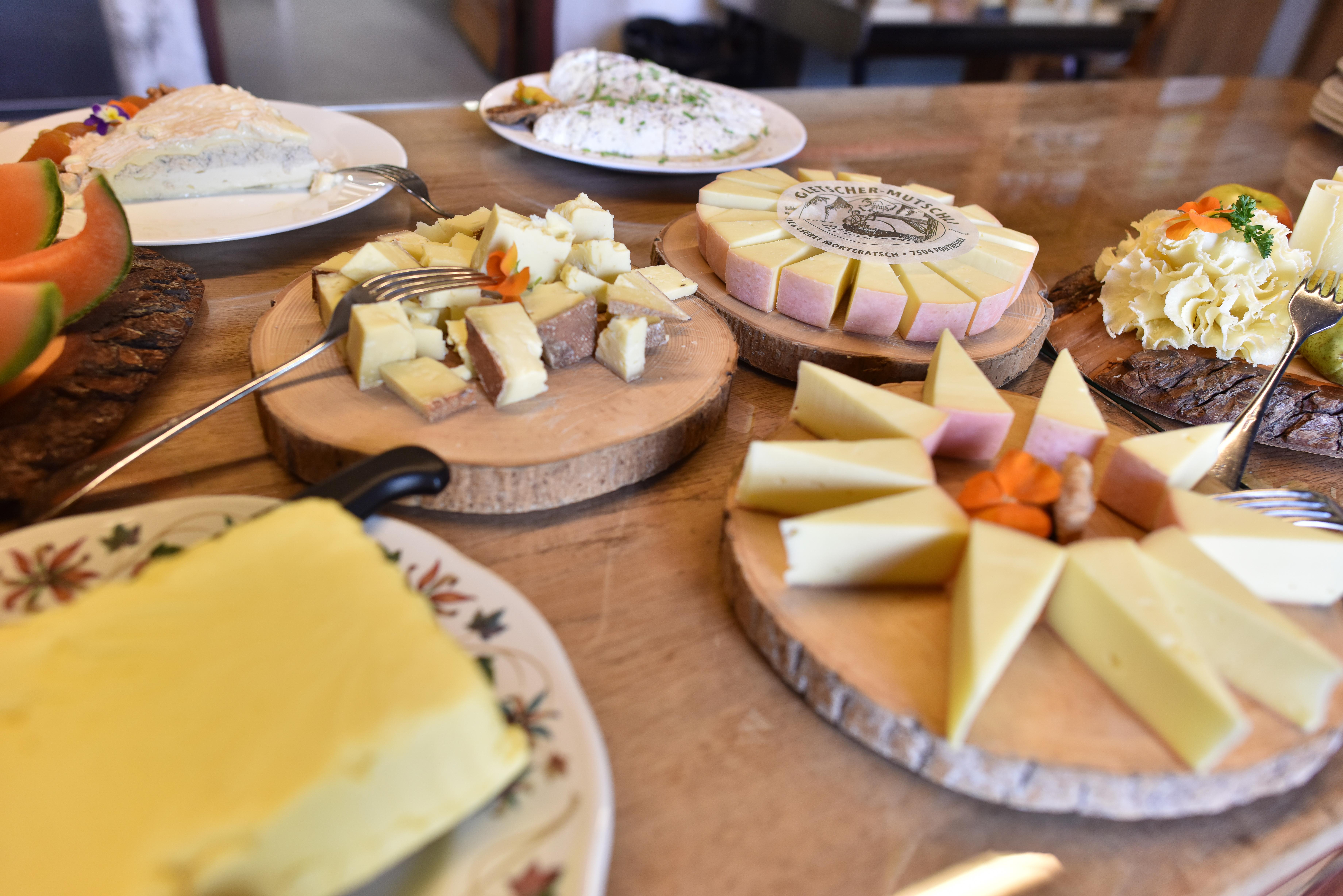 Alpine Cheese Dairy Morteratsch Slide 1