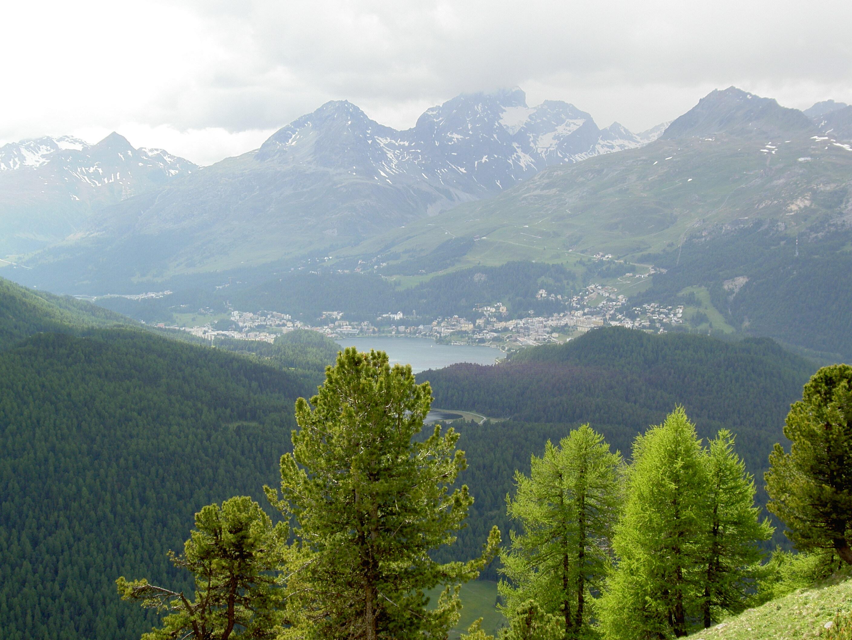 Munt da la Bês-cha / Unterer Schafberg Slide 3