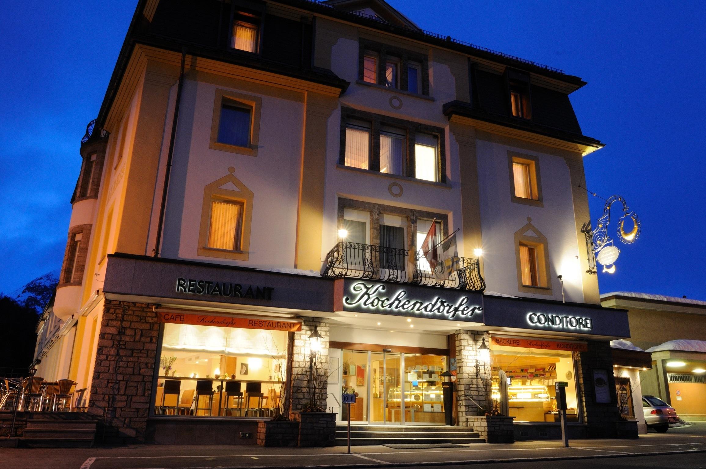 Kochendörfer's Hotel Albris Slide 5
