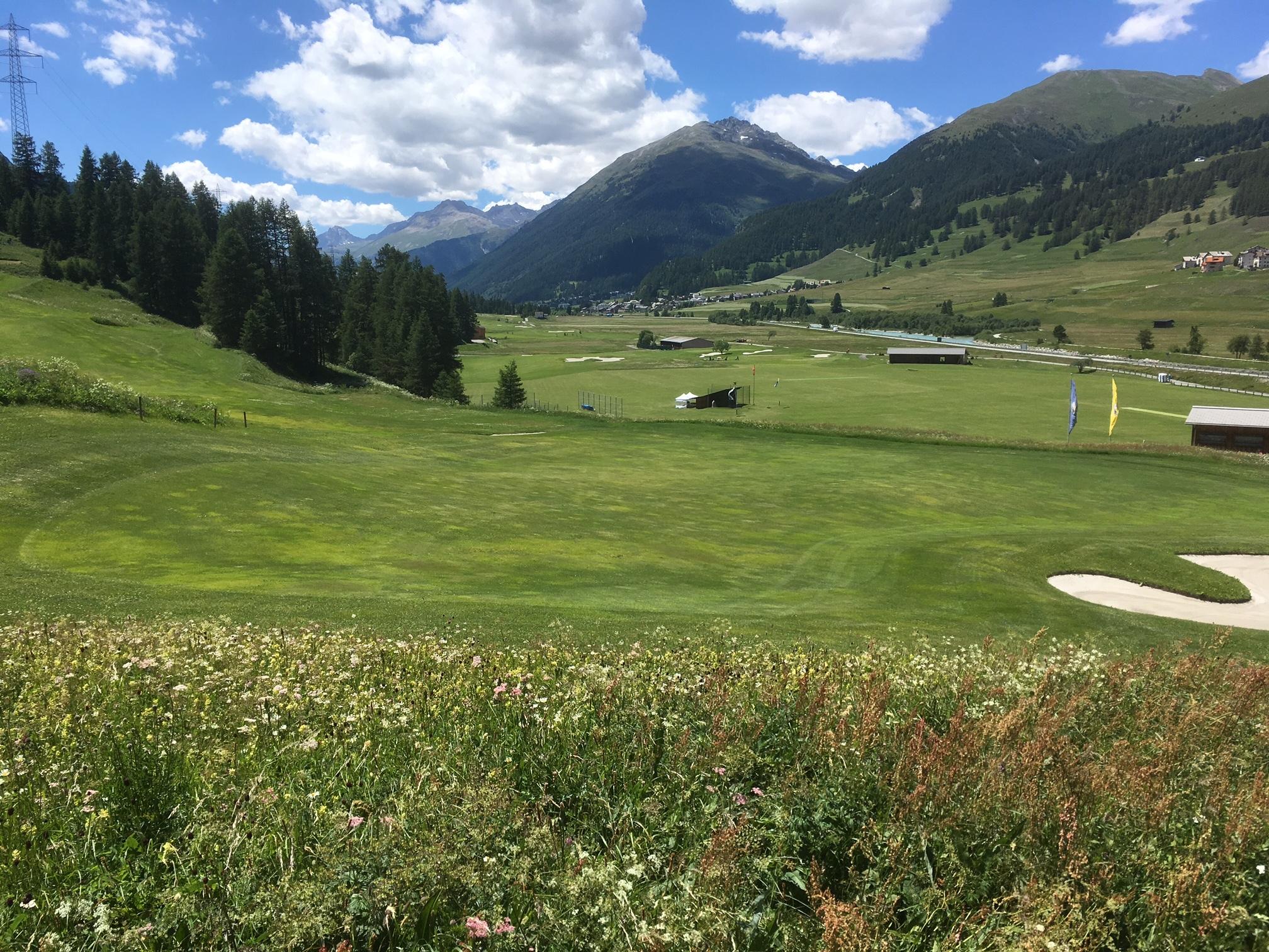 Sitzbank Golfweg I Slide 5