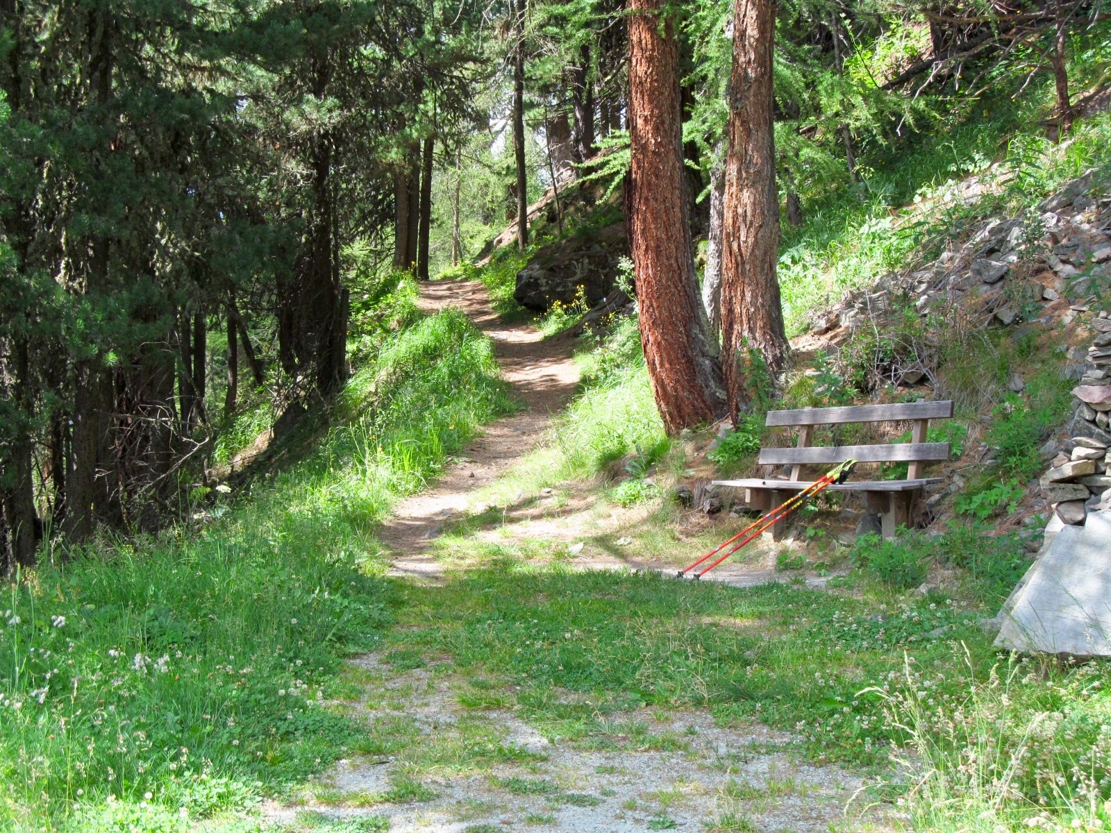 Bench Las Blais Slide 5