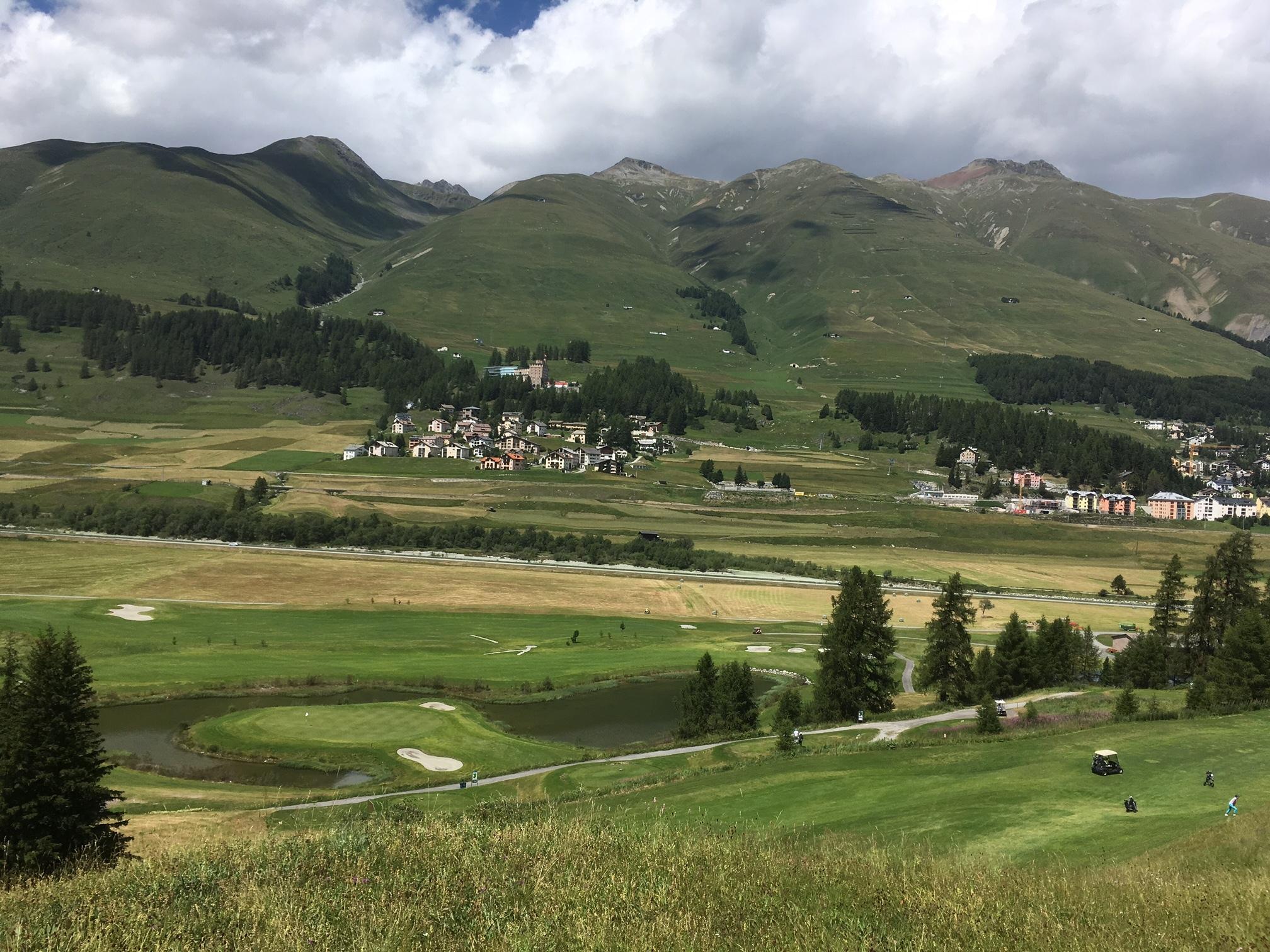 Sitzbank Golfweg II Slide 2