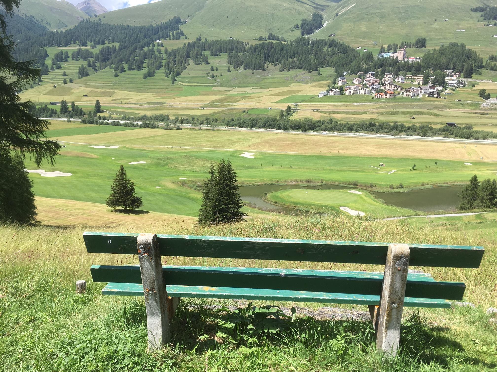 Sitzbank Golfweg II Slide 5