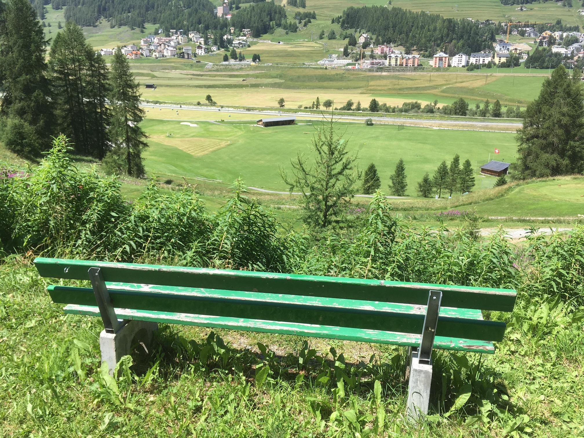 Sitzbank Golfweg III Slide 5