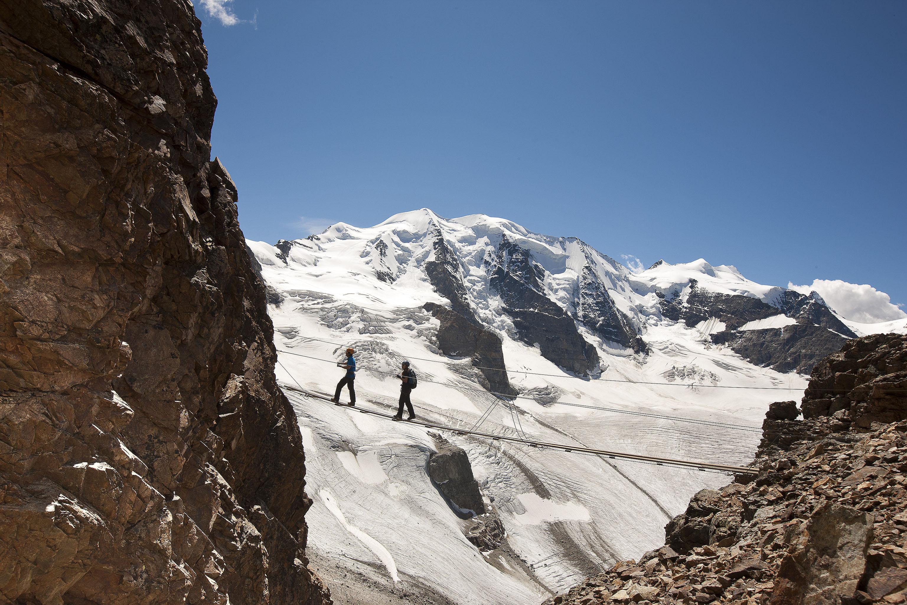 Bergbahnen Diavolezza
