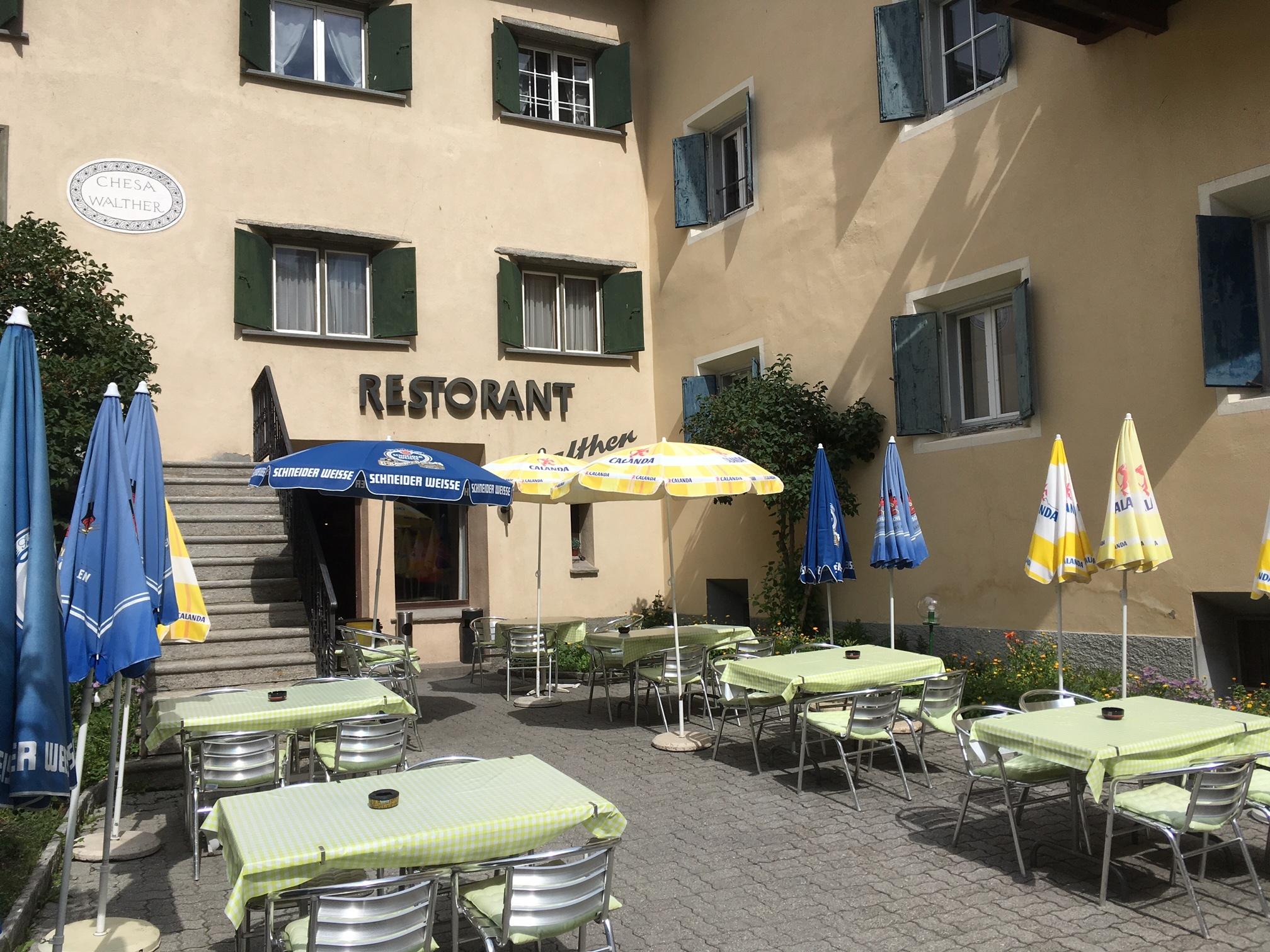 Restaurant Walther Slide 1
