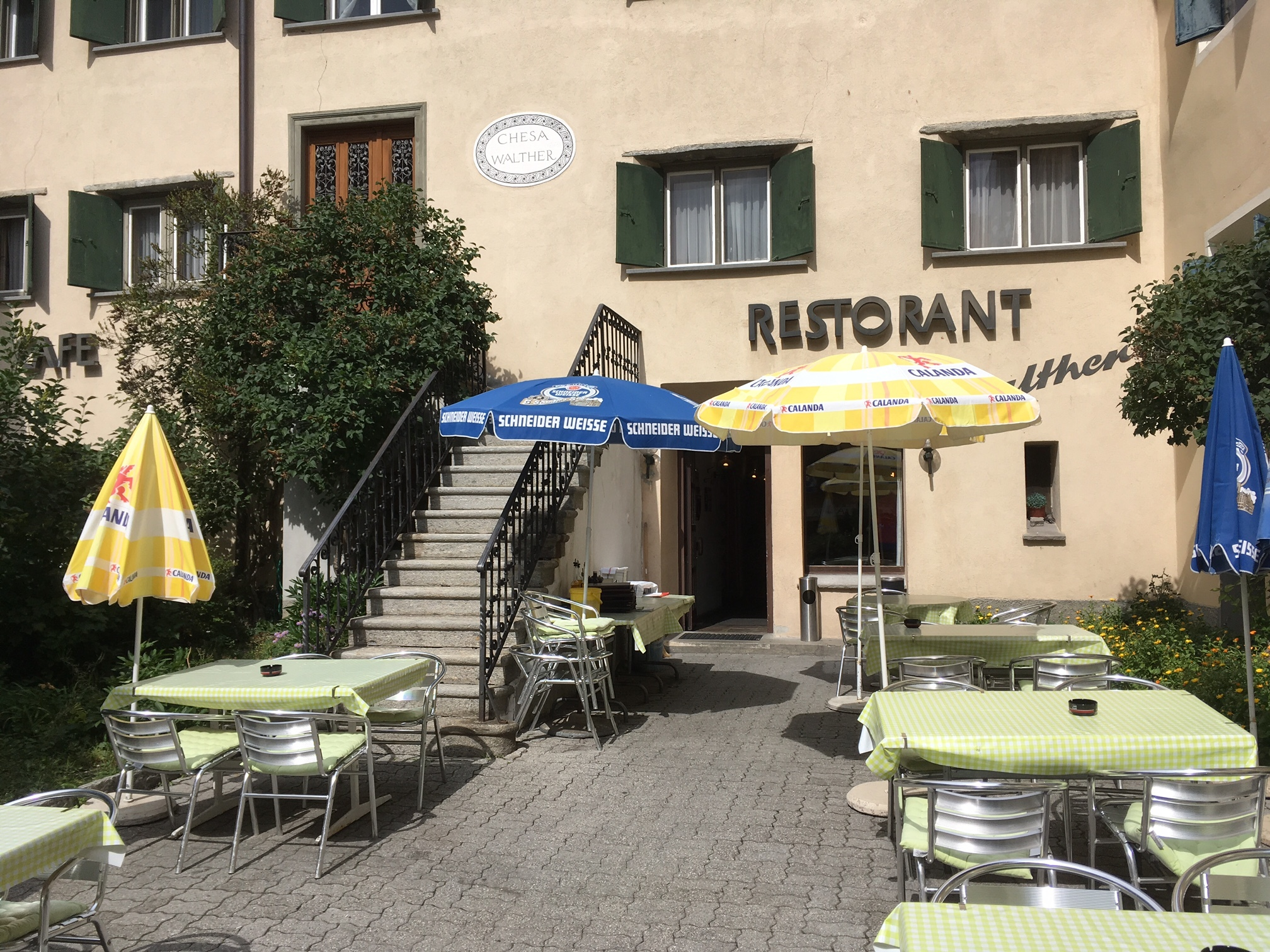 Restaurant Walther Slide 2