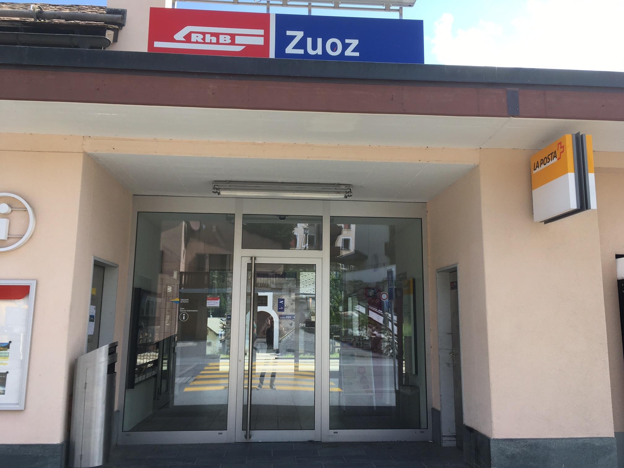 Die Schweizerische Post Slide 2