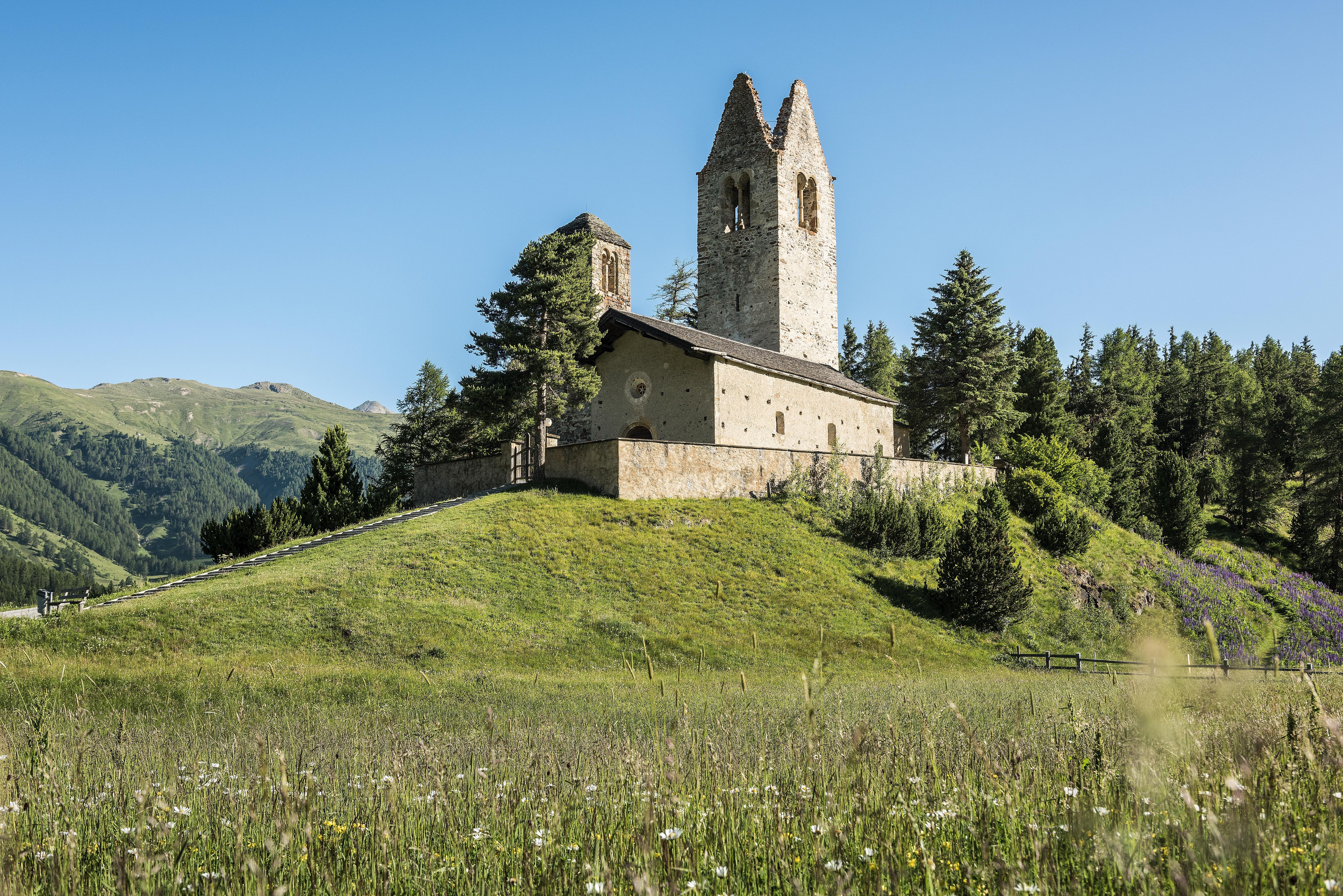 Reformierte Kirche San Gian Slide 3