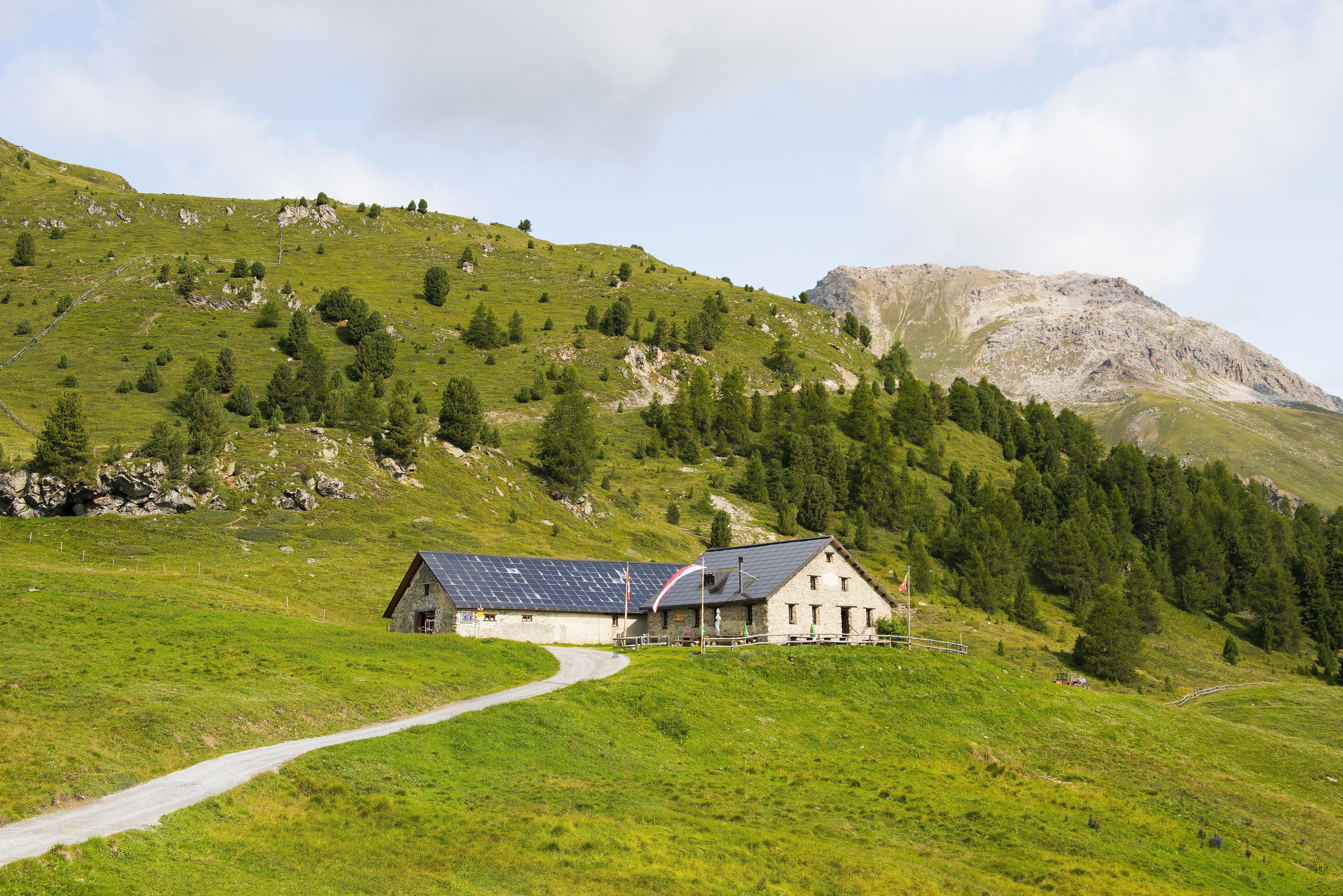 Alp Beizli Laret Slide 1