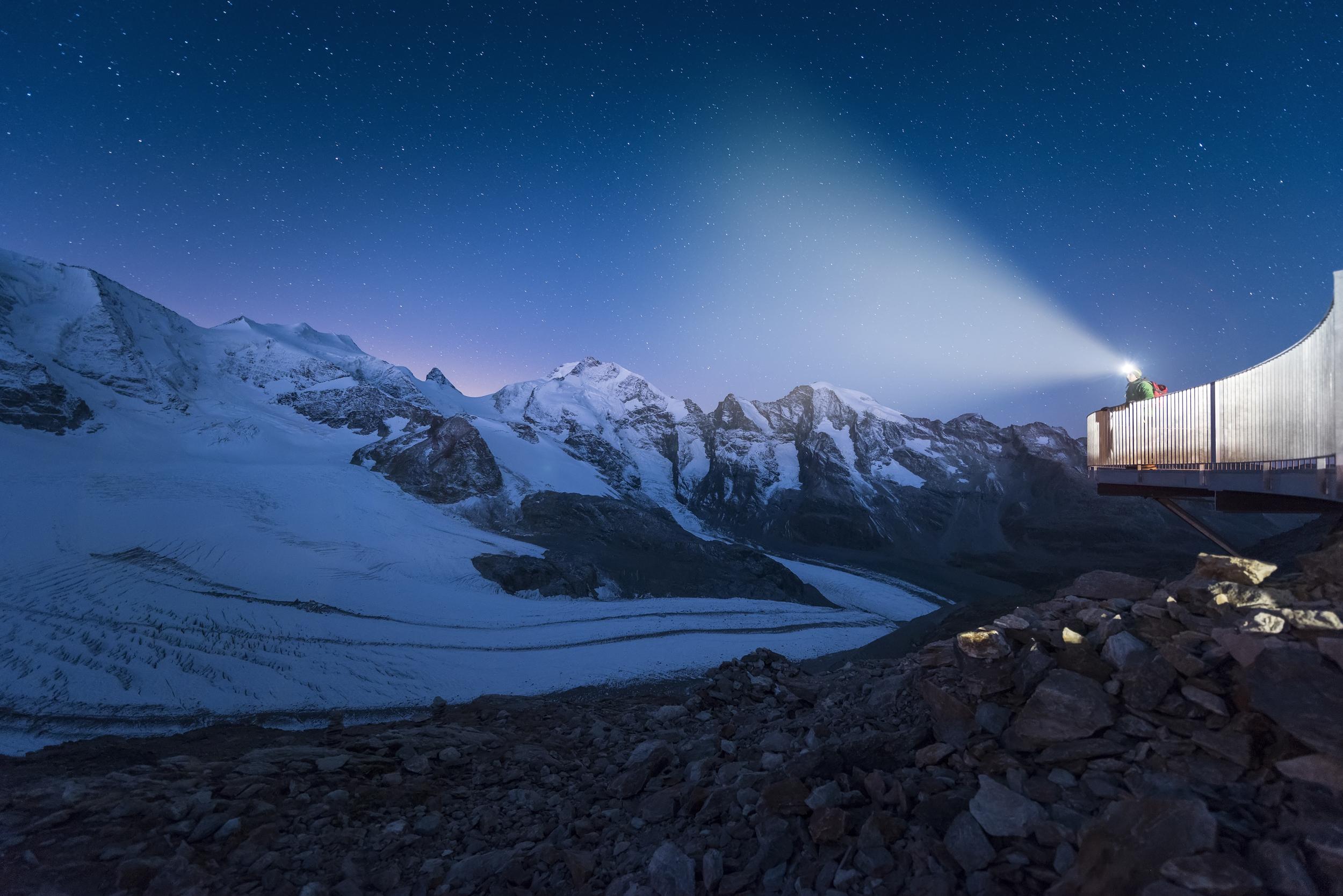 Berghaus Diavolezza 3000m Slide 3