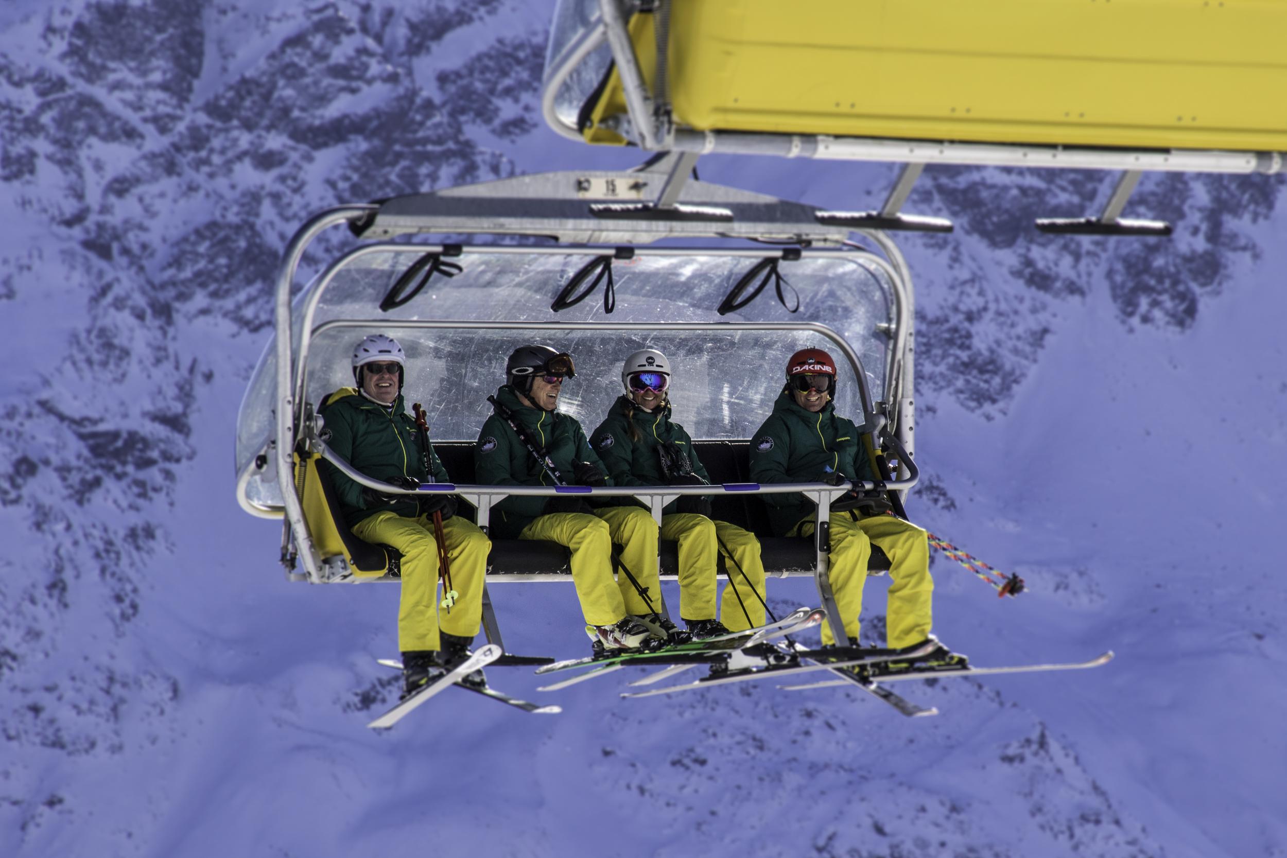 Wyss Snowsports Slide 1