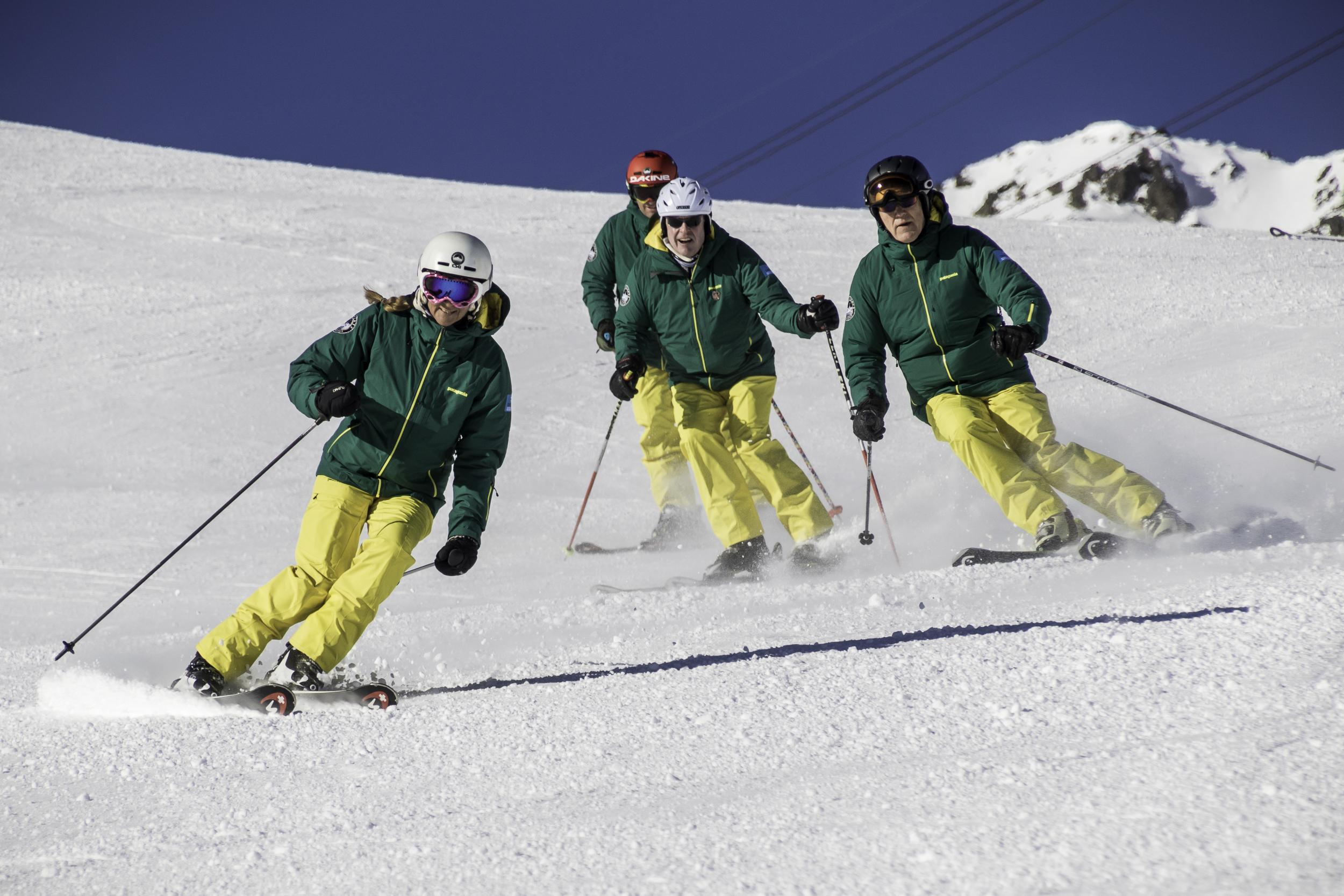 Wyss Snowsports Slide 3