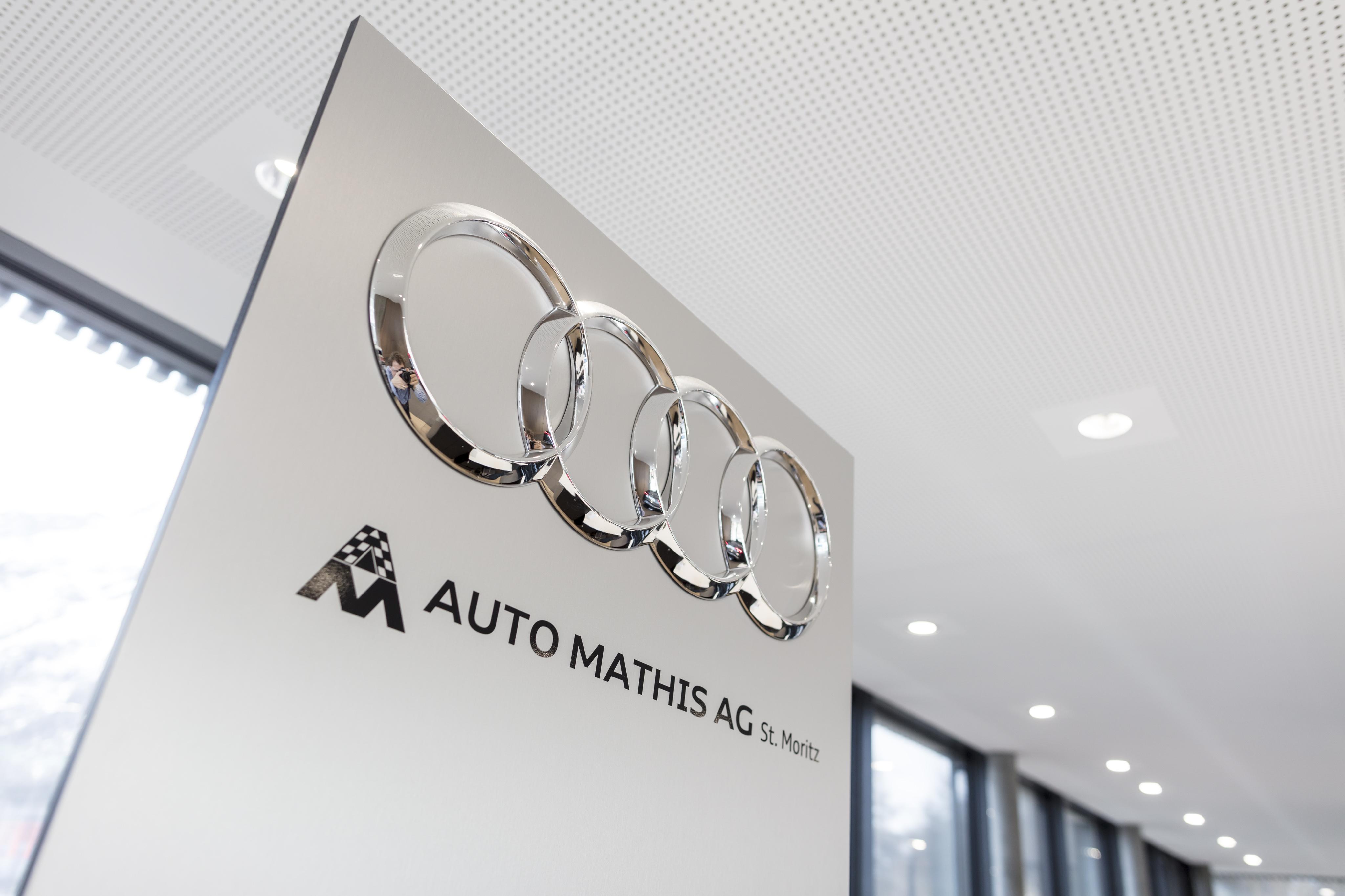 Auto Mathis AG Garage St. Moritz Slide 2
