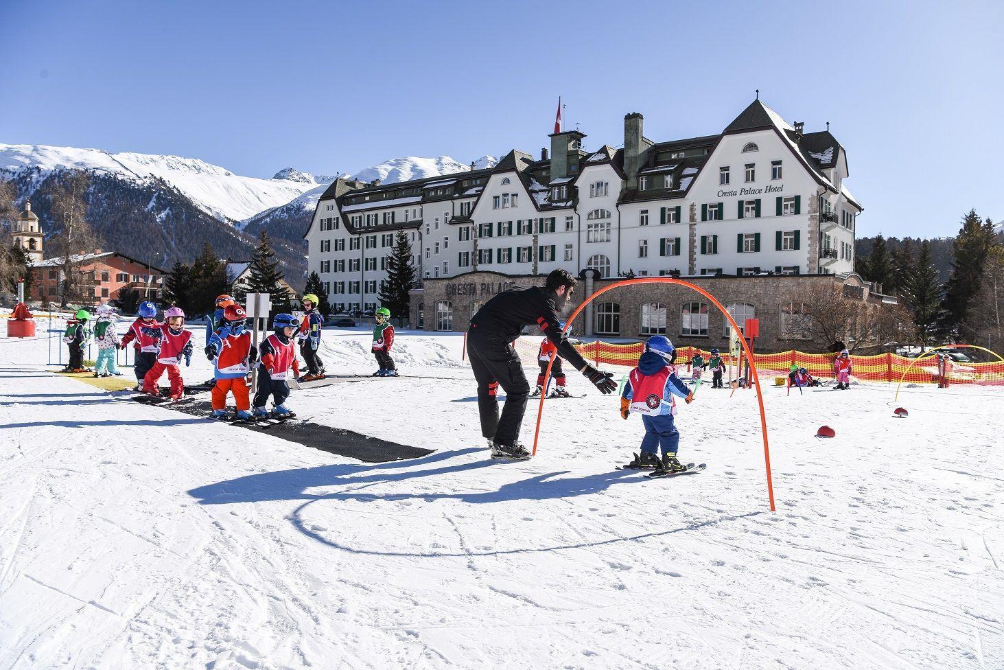 Schweizer Skischule St. Moritz / Celerina Slide 2