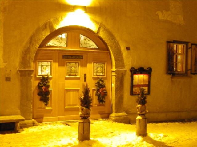 Central Garni Restaurant