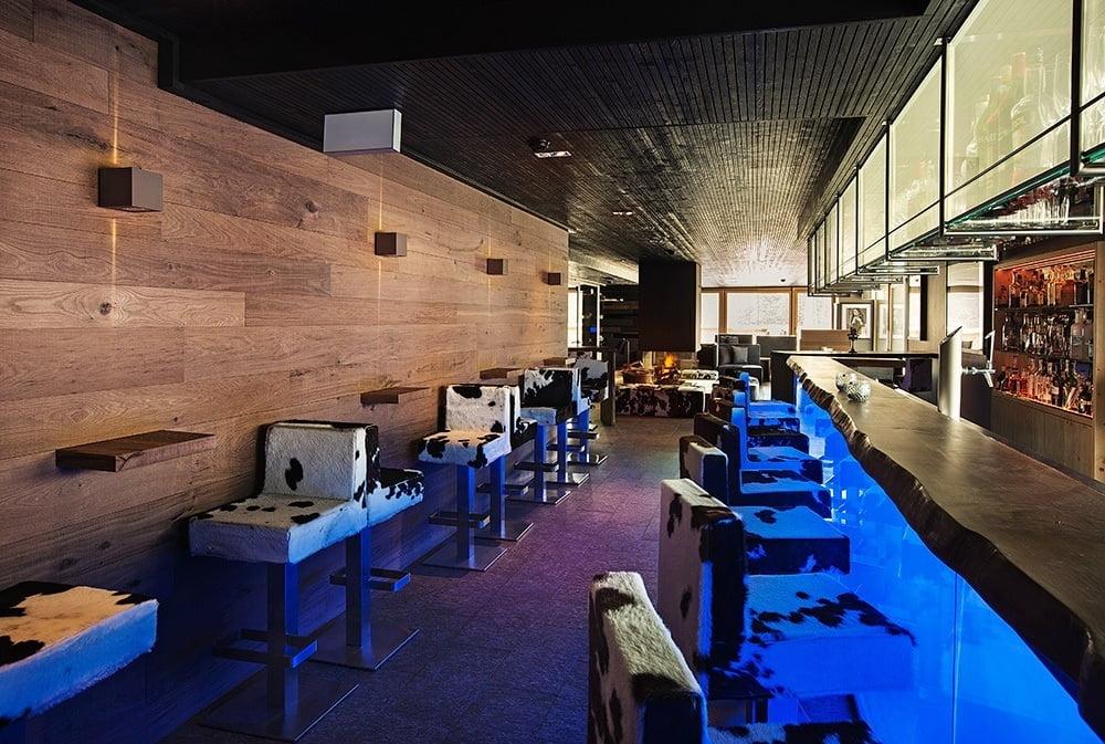 RoofTop Bar, Hotel Nira Alpina, Silvaplana