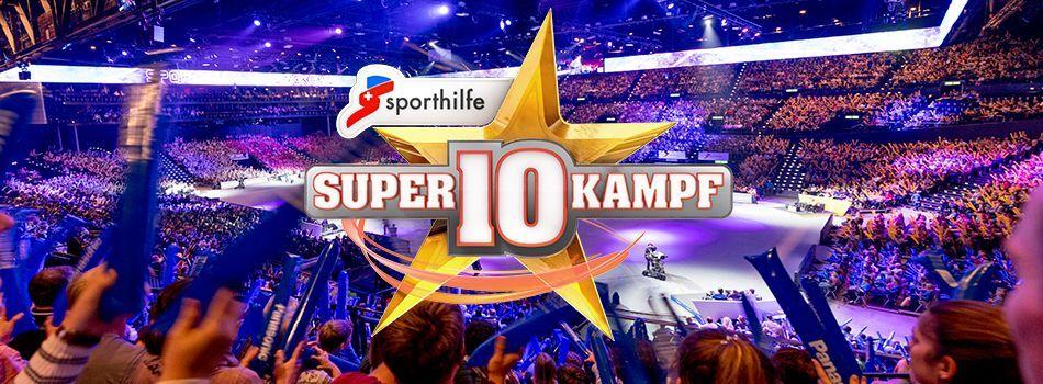 """Live dabei am """"Sporthilfe Super10Kampf"""" Slide 1"""