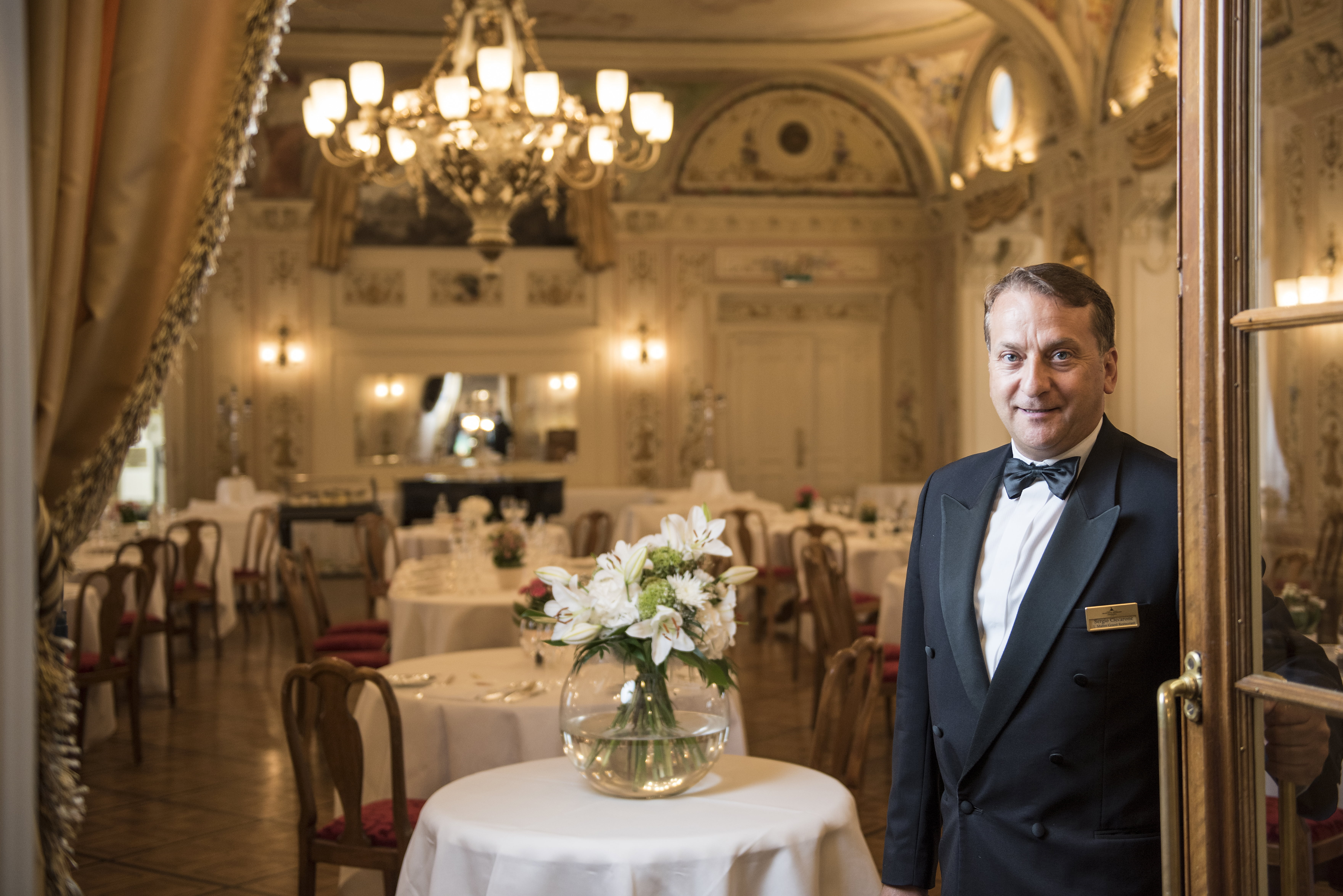 Grand Hotel Kronenhof - Grand Restaurant