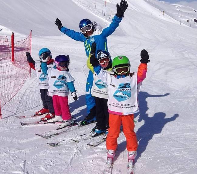 Silvaplana Top Snowsports Slide 1