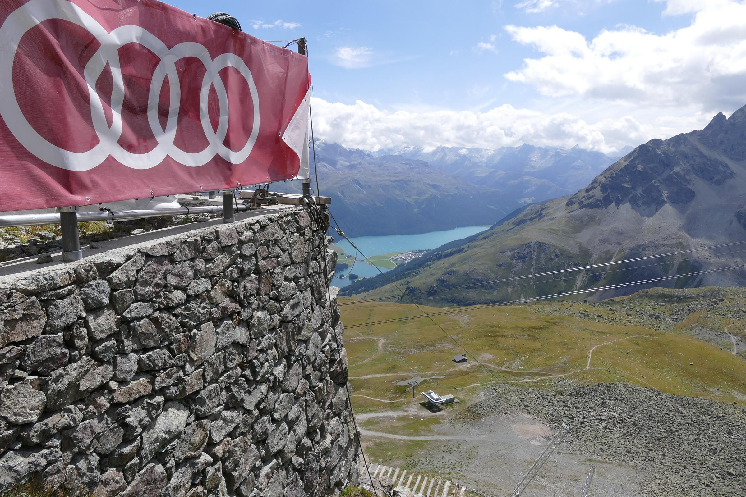 Der Freie Fall - präsentiert von Audi
