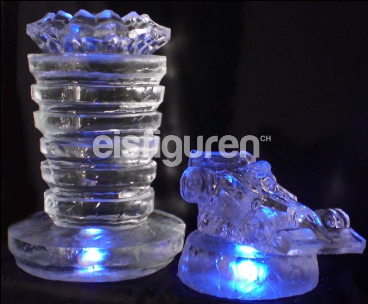 Eisskulpturen-Eisfiguren Slide 1
