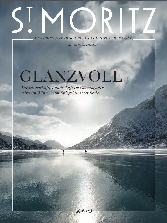 St. Moritz Magazin Slide 1
