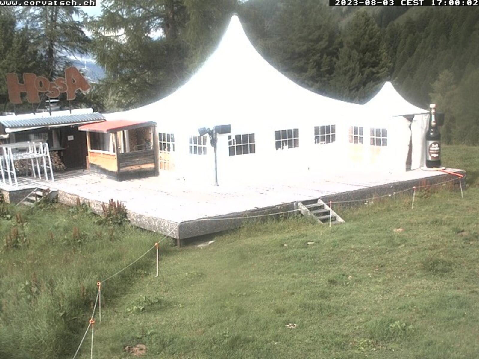 Corvatsch Hossa Bar