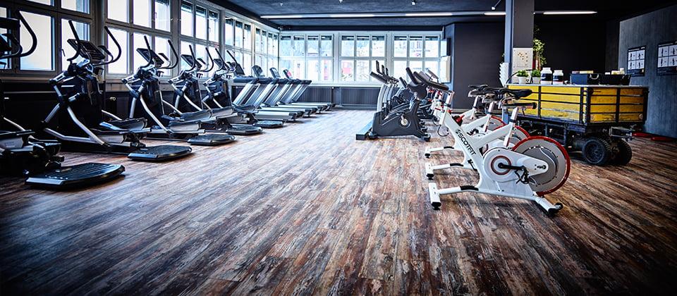 Update Fitness AG, St. Moritz Dorf