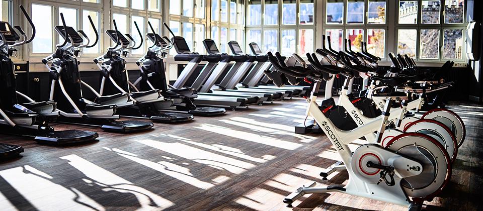 update Fitness St. Moritz Dorf Slide 4