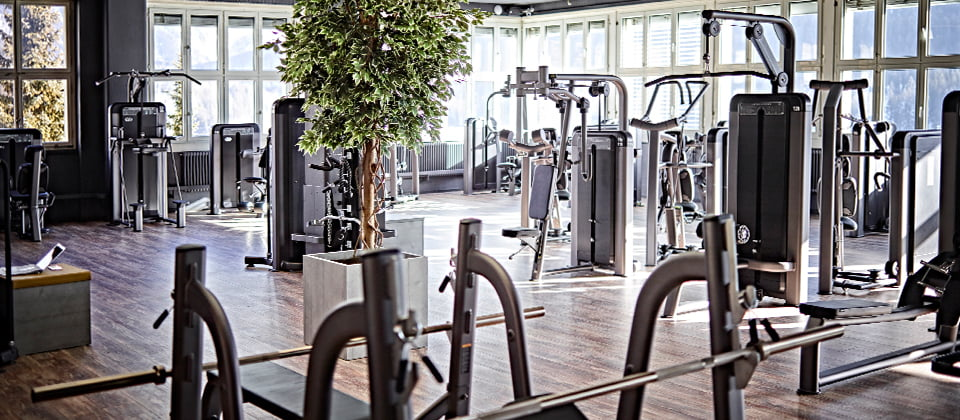 Fitnesscenter / Fitnessräume