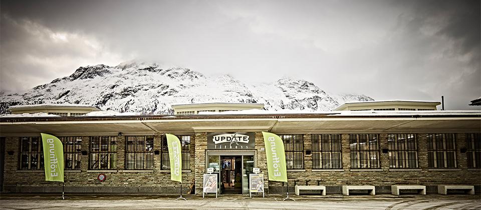 update Fitness St. Moritz Dorf Slide 6