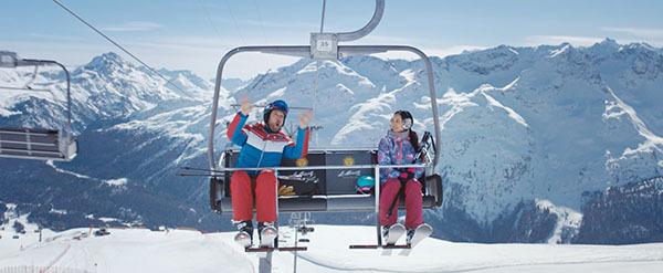 Neue Fernseh- und Social Media-Kampagne von Engadin St. Moritz Slide 1