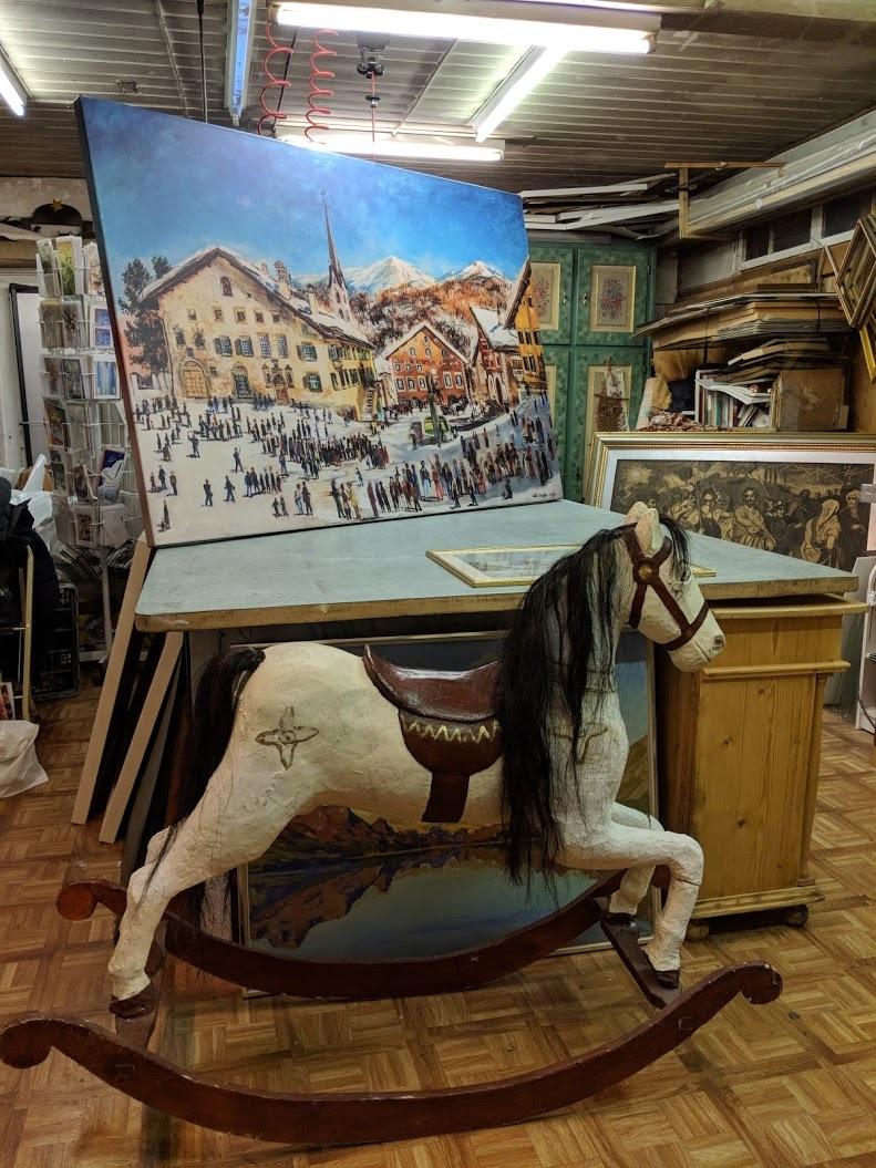 Galerie La Laterna Slide 3