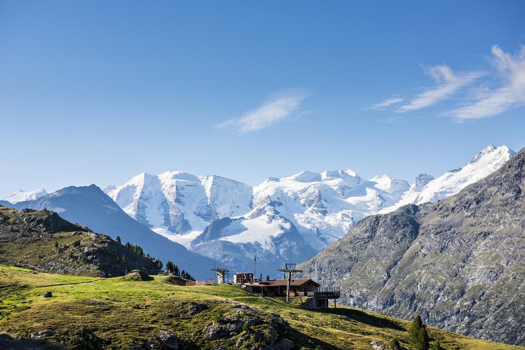 Bergrestaurant Alp Languard Slide 4