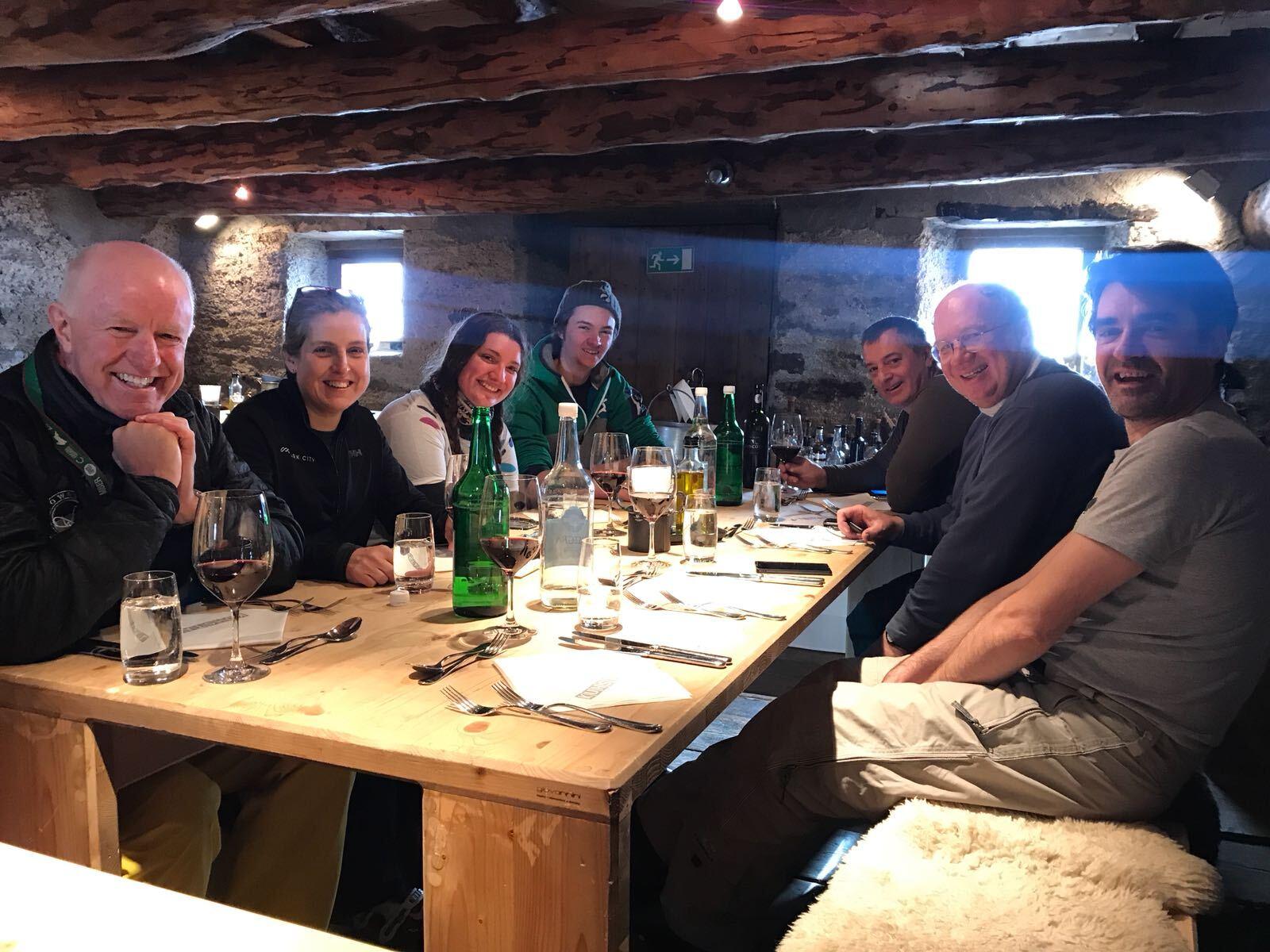 Britische Journalisten entdecken St. Moritz Slide 1