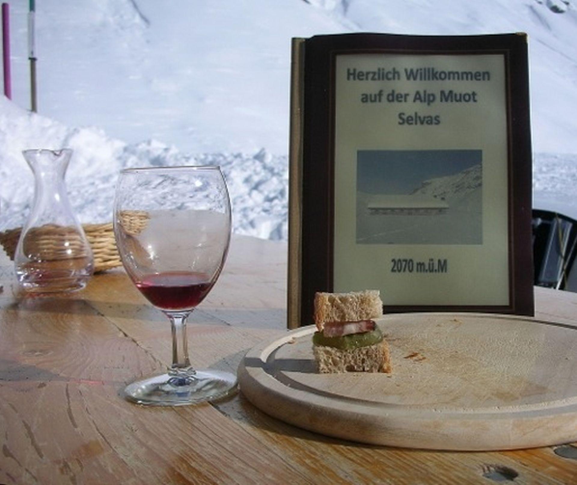 Alp Muot Selvas Winter Slide 8