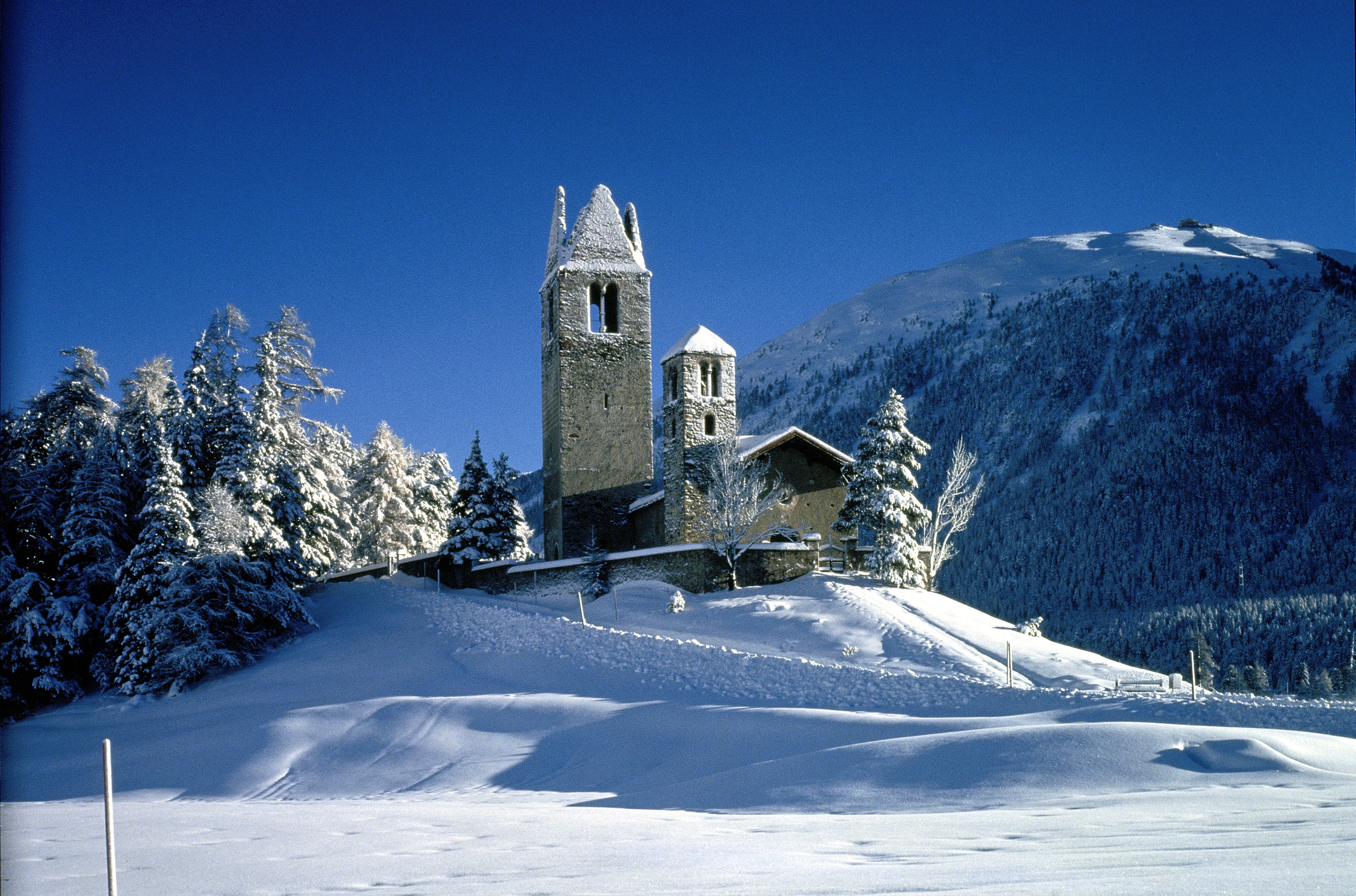 Reformierte Kirche San Gian Slide 4
