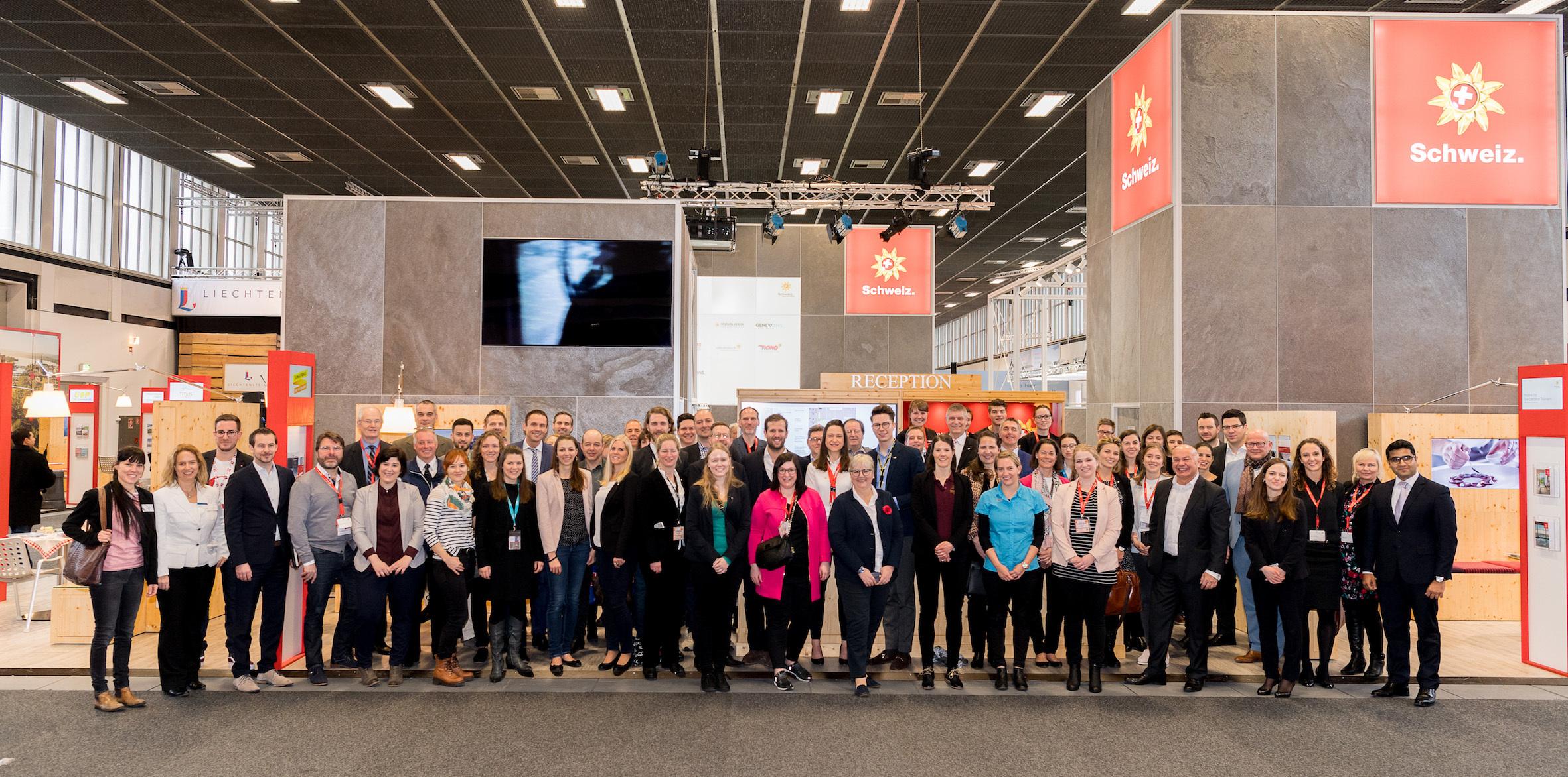 Engadin St. Moritz zu Gast auf der ITB Berlin Slide 1