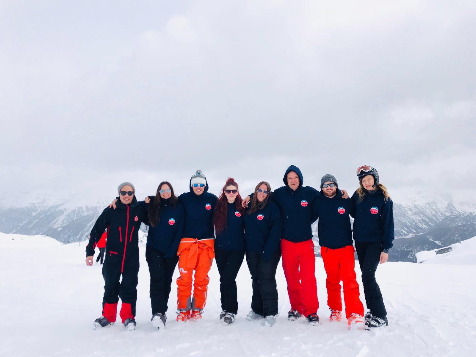 Chel-Ski Team besucht St. Moritz Slide 1