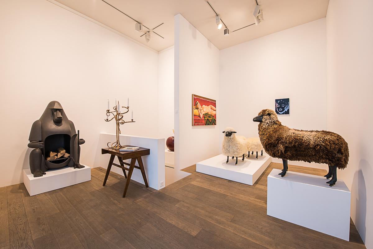 Galerie Robilant + Voena Slide 3
